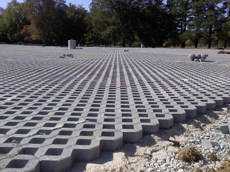 Pictures Of Concrete Landscape And Patio Pavers