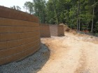 commerical retaining wall picture